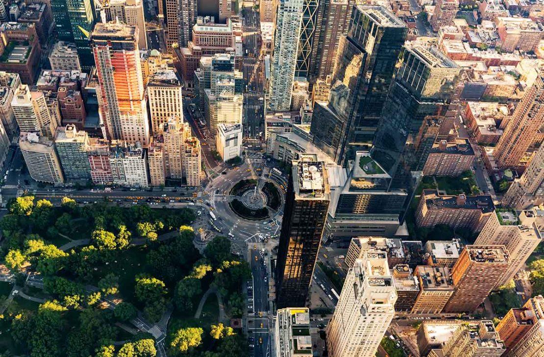 Columbus Circle New York, NY